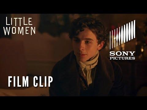 LITTLE WOMEN Clip - Will You Dance