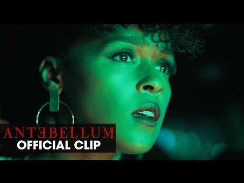 "Antebellum (2020 Movie) Official Clip ""Ride"" – Janelle Monáe"