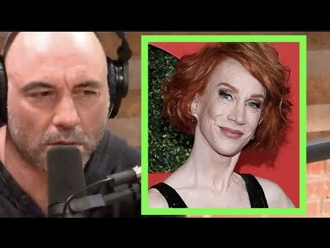 Joe Rogan - Why Isn't Kathy Griffin Banned From Twitter?