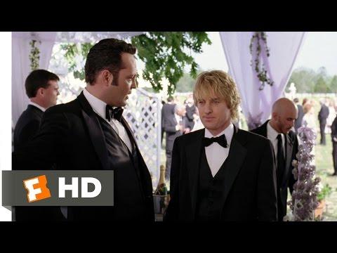 Wedding Crashers (2/6) Movie CLIP - Lock It Up (2005) HD