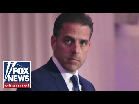 Unearthed messages show Hunter Biden repeatedly used n-word with White lawyer