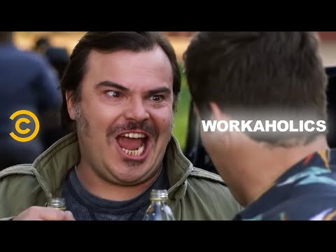 Workaholics - Adam's Brother/Dad (ft. Jack Black)
