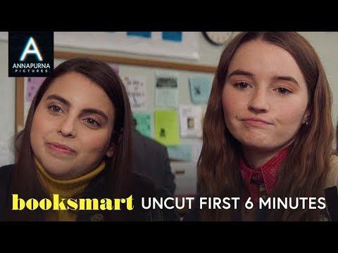 BOOKSMART | Uncut First 6 Minutes