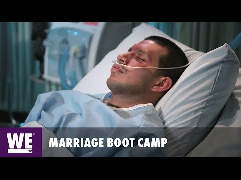 Kailyn Sees Javi on Life Support | Marriage Boot Camp: Reality Stars | WE tv