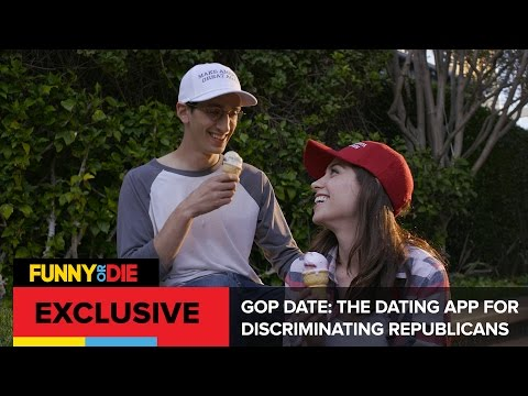 GOP Date: The Dating App For Discriminating Republicans