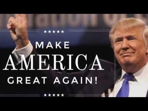 "President Donald J Trump ""American Dream"" - Chris Holly MAGA"
