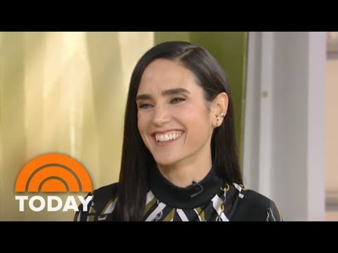 Jennifer Connelly: 'Only The Brave' Tributes Firefighters' 'Strength, Endurance And Bravery'   TODAY
