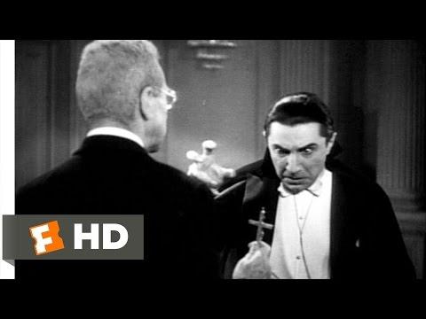 Dracula (9/10) Movie CLIP - Dracula and Van Helsing (1931) HD