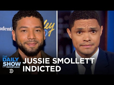 Jussie Smollett Indicted & The DOJ Meddles in Roger Stone's Case   The Daily Show