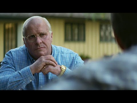 """Christian Bale as Dick Cheney: Vice - """"That Sounds Good"""" Clip"""