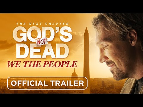 God's Not Dead: We The People (Official Trailer #2)