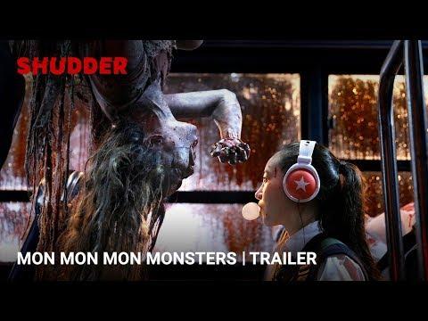 mon mon mon MONSTERS! - Official Creature Horror Movie Trailer [HD] | A SHUDDER EXCLUSIVE