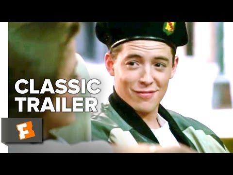 Ferris Bueller's Day Off (1986) Official Trailer - Matthew Broderick Movie