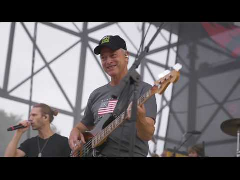 On The Road Of Service With Gary Sinise and the Lt. Dan Band