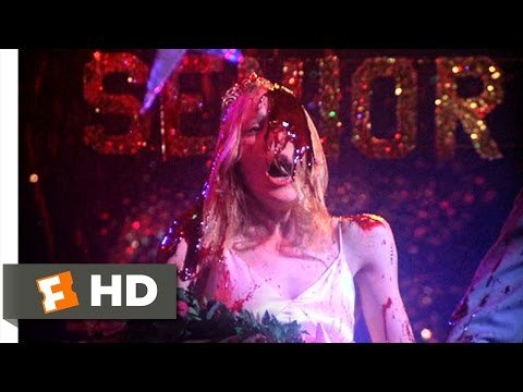 Carrie (8/12) Movie CLIP - Bucket of Blood (1976) HD