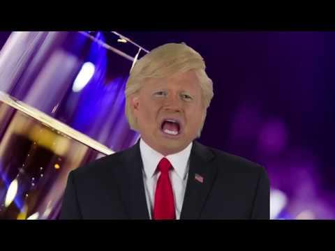 Donald Trump impersonator John Di Domenico׃ The Briefcase Always Rings Twice 6.16.16