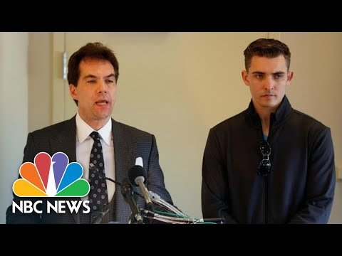 After Presenting Allegations Against Mueller, Wohl Asked If He's Prepared For Prison   NBC News