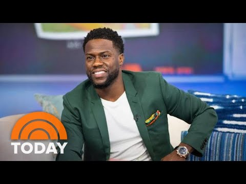 'Night School' Star Kevin Hart Talks Parenting And Turning 40 | TODAY