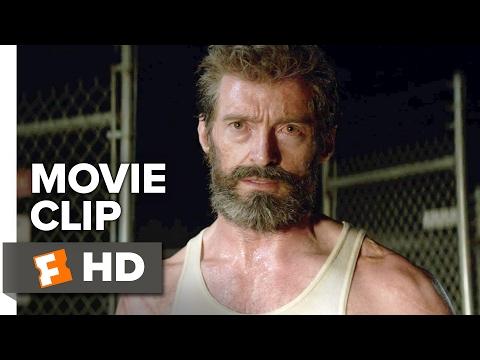 Logan Movie CLIP - You Know the Drill (2017) - Hugh Jackman Movie