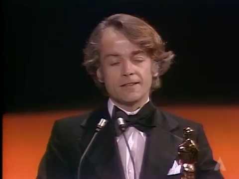 John G. Avildsen Wins Best Directing: 1977 Oscars