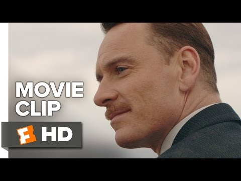 The Light Between Oceans Movie CLIP - Take Me Out to Janus (2016) - Michael Fassbender Movie