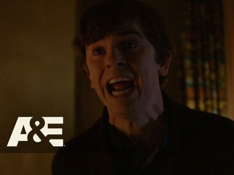 Bates Motel: Norman is Upset with His Mother (Season 3, Episode 3) | A&E