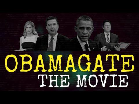 Announcing OBAMAGATE The Movie!   ObamagateMovie.com