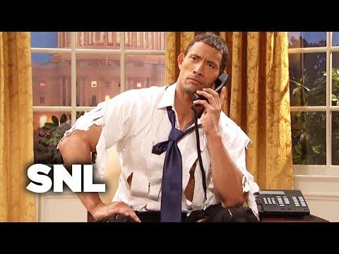 The Rock Obama: GOP Senators - SNL