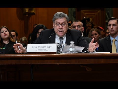 News Wrap: Barr believes spying on Trump campaign 'did occur'