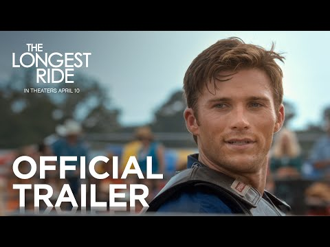 The Longest Ride   Official Trailer [HD]   20th Century FOX