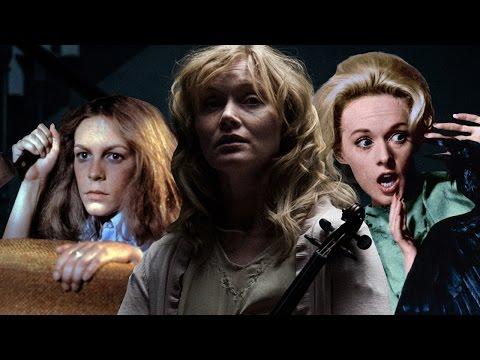 Scream Queen Barbara Crampton Picks Her Favourite Horror Heroines