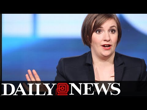 Lena Dunham defends 'Girls' writer accused of raping 17- year-old