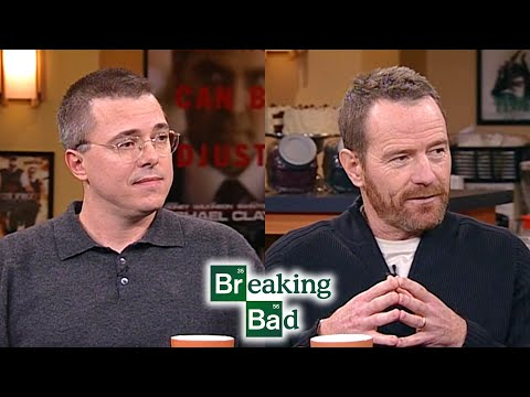 AMC Shootout Interview With Vince Gilligan And Bryan Cranston   Breaking Bad Extras Season 1