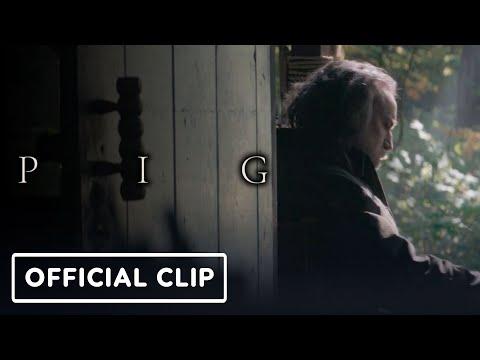 Pig - Exclusive Official Clip (2021) Nicolas Cage