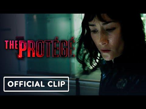 The Protégé - Official Escape Clip (2021) Maggie Q, Michael Keaton, Samuel L. Jackson
