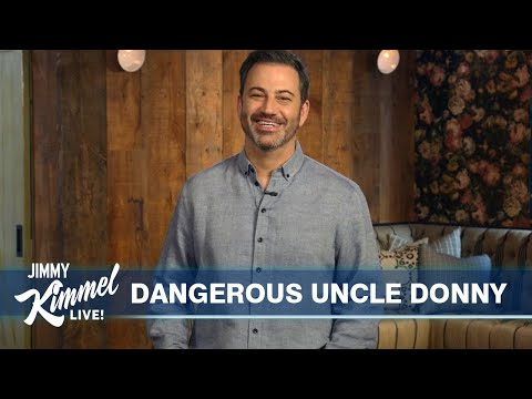 Jimmy Kimmel's Quarantine Monologue – Trump Fends Off Tell-All Books, Supporters Fend Off Masks
