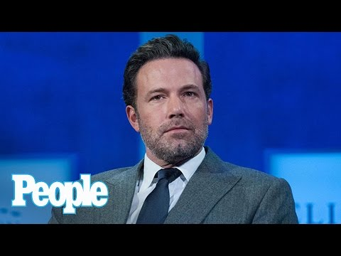 Ben Affleck On 'The Accountant' & Discussing Autism With His Kids | People NOW | People