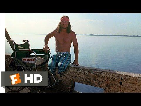 Forrest Gump (6/9) Movie CLIP - Lt. Dan Makes His Peace (1994) HD