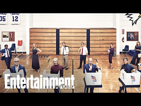'The West Wing' Wants You To Vote   Entertainment Weekly