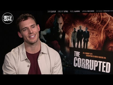 Sam Claflin Interview - The Corrupted