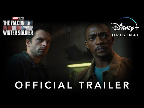 Official Trailer | The Falcon and the Winter Soldier | Disney+