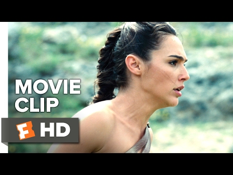Wonder Woman Movie Clip - You're Stronger Than This (2017) | Movieclips Coming Soon