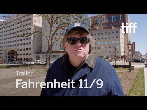 FAHRENHEIT 11/9 Trailer | TIFF 2018