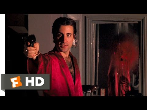 The Godfather: Part 3 (3/10) Movie CLIP - Two Assassins, One Gun (1990) HD