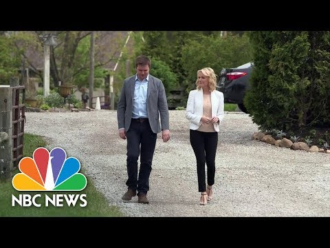 J.D Vance, Best-Selling Author Opens Up About His Painful Childhood And The Future Ahead   NBC News