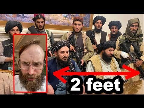 Dr. Fauci SLAMS the Taliban!