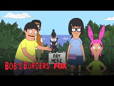 Tina, Gene And Louise Start A Peeping Business | Season 3 Ep. 11 | BOB'S BURGERS