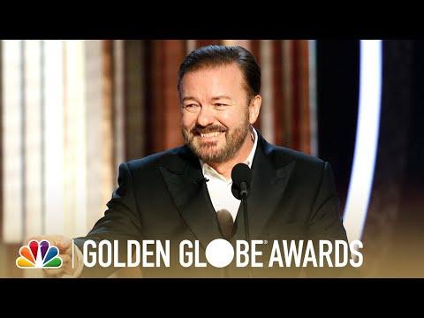 Ricky Gervais' Monologue - 2020 Golden Globes