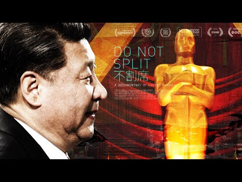 China Censors the Oscars To Block a Hong Kong Protest Film