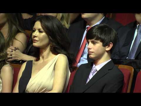 Michael Douglas Genesis Prize Acceptance Speech